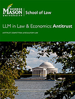 Law and Economics LLM Brochure