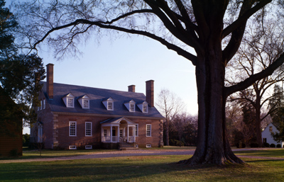 Gunston Hall, home of George Mason