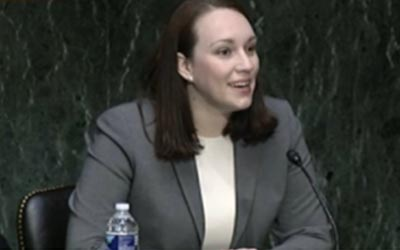 Katherine Crytzer ('09) Nominated for a Seat on the Federal Bench