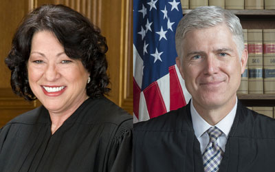 NSI and CSIS Host Justices Sotomayor and Gorsuch to Discuss Civics as a National Security Imperative