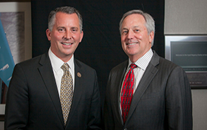Congressman Jolly Named Distinguished Alumnus of the Year