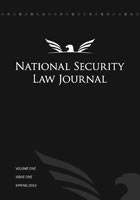 National Security Law Journal
